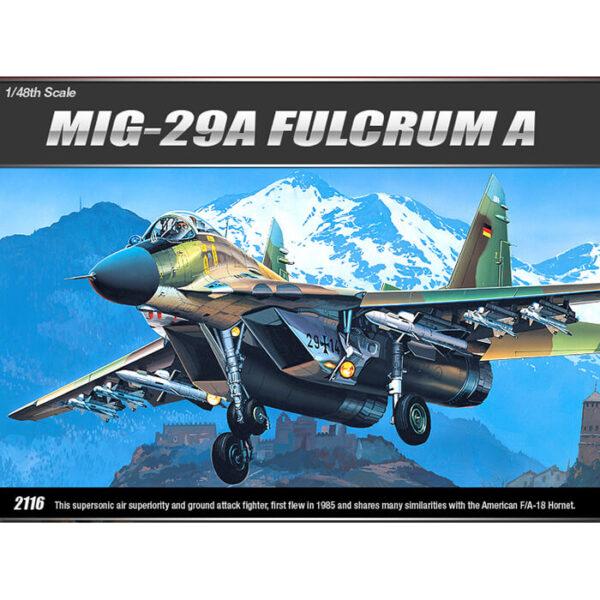 Academy 12263 Mikoyan Mig-29A Fulcrum maqueta escala 1/48