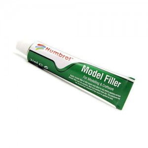 Humbrol Model Filler 31ml