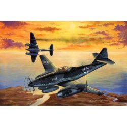 Hobby Boss 80374 Messerschmitt Me 262 A-1a/U2 (V056)