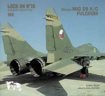 Lock On nº19: Mig29A/C Fulcrum