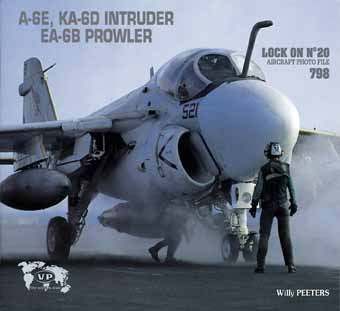 Lock on nº20: A-6E, KA-6D Intruder, EA-6B Prowler