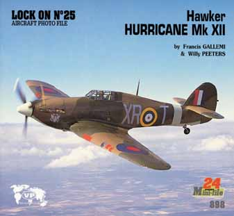 Lock on nº25: Hurricane Mk XII
