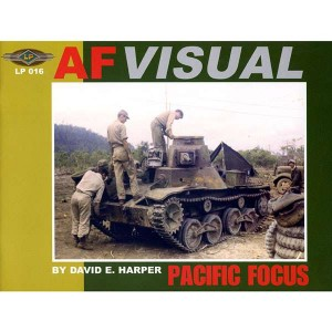 LP016 AFVISUAL: Pacific Focus