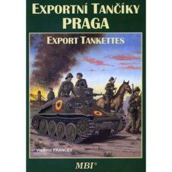 Praga Export Tankettes
