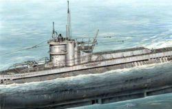 U-BOAT TYPE VIID MINELAYER CONVERSION 1/72