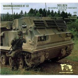 Warmachines nº12: MLRS Multiple Launch Rocket SystemWarmachines nº12: MLRS Multiple Launch Rocket System