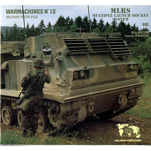 Warmachines nº12: MLRS Multiple Launch Rocket SystemWarmachines nº12: MLRS Multiple Launch Rocket System