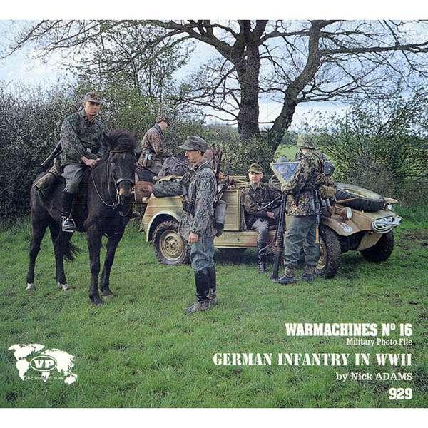 Warmachines nº16: German Infantry WWII