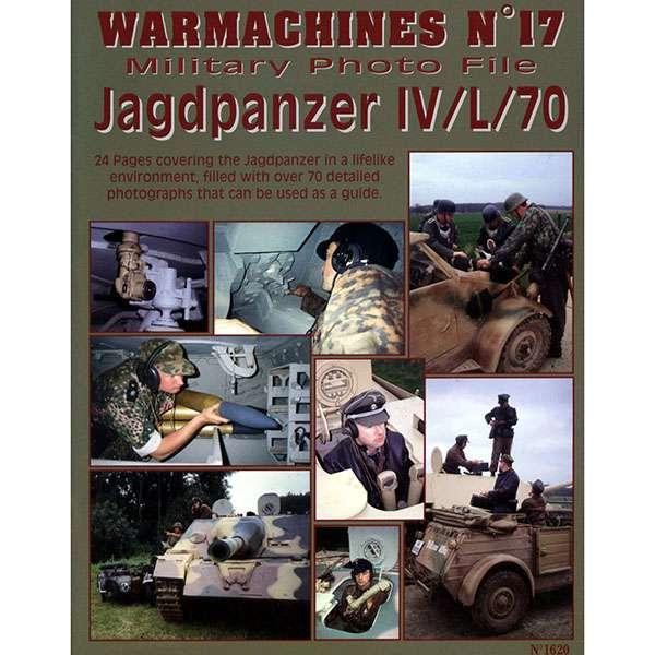 Warmachines nº17: Jagdpanzer IV/L70