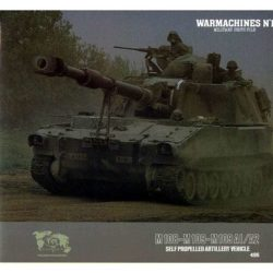 Warmachines nº01: M108-M109-M109A1/A2