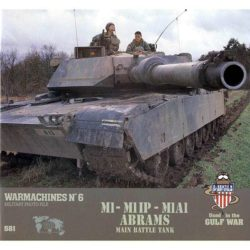 Warmachines nº06: M1-M1IP-M1A1 ABRAMS