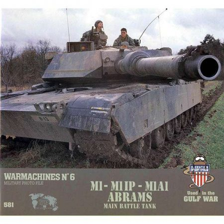 Warmachines nº06: M1-M1IP-M1A1 ABRAMS