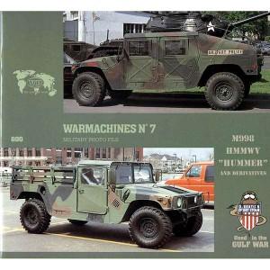 Warmachines nº07: M998 HMMWV