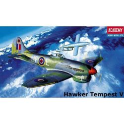 academy 1669 Hawker Tempest V