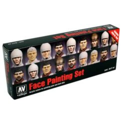 acrylicos vallejo 70119 Face Painting Set