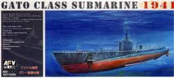 GATO CLASS SUBMARINE 1941 1/350