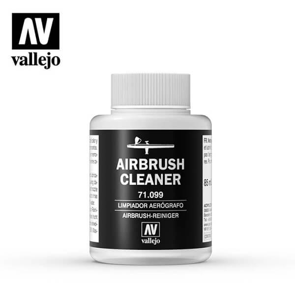 Acrylicos Vallejo 71099 Limpiador de Aerógrafo 85ml