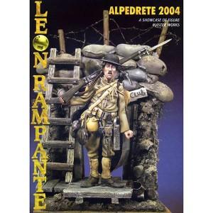 León Rampante Alpedrete 2004