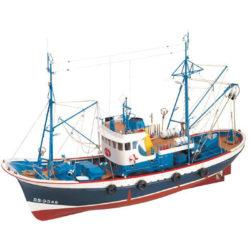 artesania latina 20506 Marina II Atunero del Cantábrico