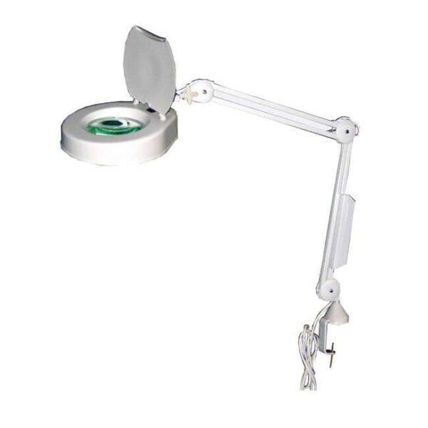 chaves 09332 Flexo lupa de mesa fluorescente 5 dioptrias