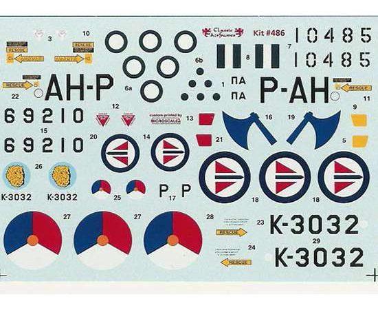 clasic airframes 486 F-5A NATO Allies Part I