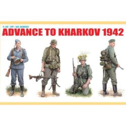 Advance to Kharkov 1942
