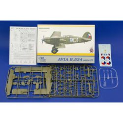 eduard 8475 Avia B.534 serie IV Weekend