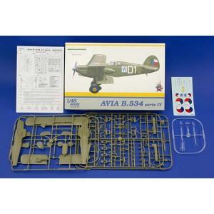 eduard 8475 Avia B.534 serie IV Weekend