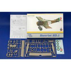 eduard 8412 Hanriot HD.1 Weekend