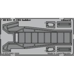 eduard 48611 F-105 ladder