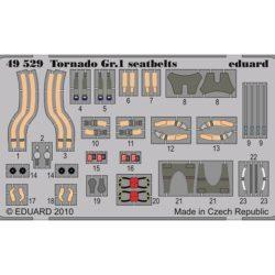 eduard 49529 Seatbelts Tornado Gr.1 1/48 Cinturones de seguridad en fotograbado coloreado para el Tornado Gr.1
