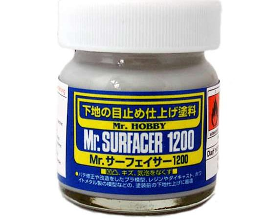 gsi 1286sf Mr Surfacer 1200 40ml