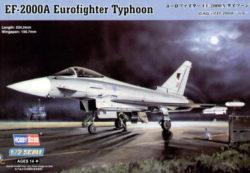 hobby boss 80264 EF-2000A Eurofighter Typhoon 1/72