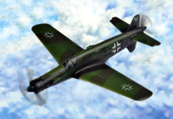 hobby boss 80293 Dornier Do335 Pfeil Heavy Fighter 1/72 Kit en plástico para montar y pintar.