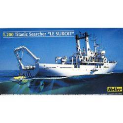 heller 80615 Titanic Searcher Le Suroit