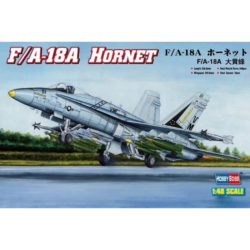 hobby boss 80320 F/A-18A Hornet Kit en plástico para montar y pintar