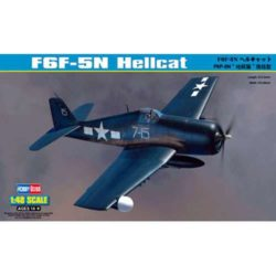 hobby boss 80341 F6F-5N Hellcat