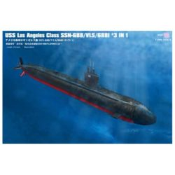 hobby boss 83530USS Los Angeles Class SSN-688 VLS 6881