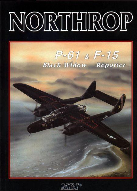 Northrop P-61Black Widow & F-15 Reporter