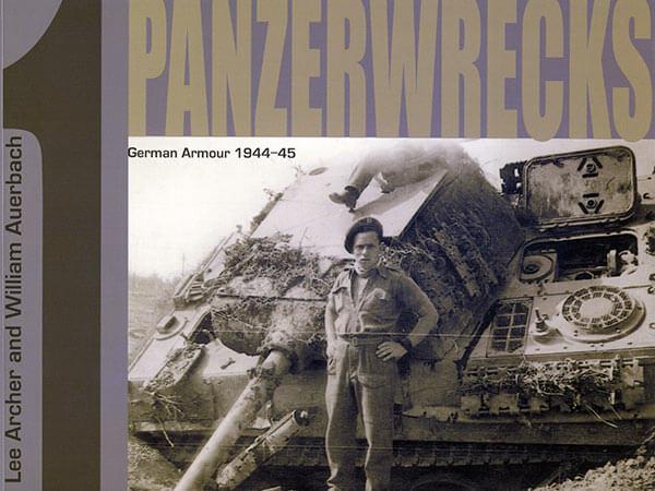 Panzerwrecks nº1: German Armor 1944-45