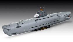 U-BOOT WILHELM BAUER 1/144
