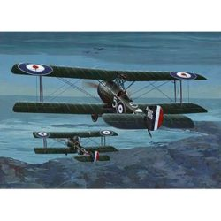 roden 407 Sopwith 1 1/2 Strutter -Comic Fighter-