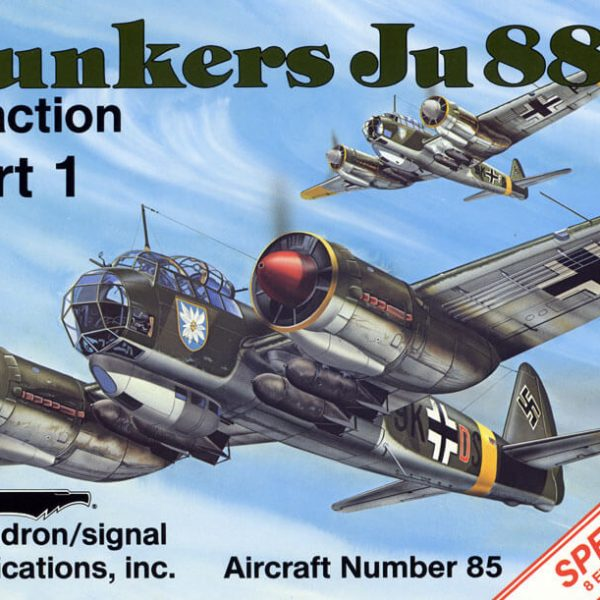 sq1085 Junkers Ju88 in action Part 1