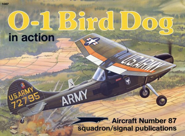 sq1087 O-1 Bird Dog in action