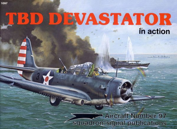 sq1097 TBD Devastator in action