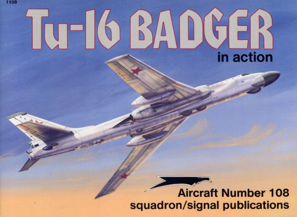 sq1108 Tu-16 Badger in action