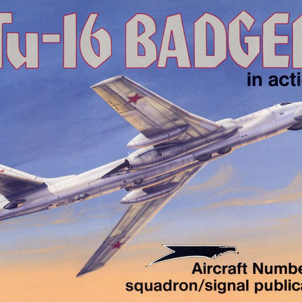 sq1108 Tu-16 Badger in action