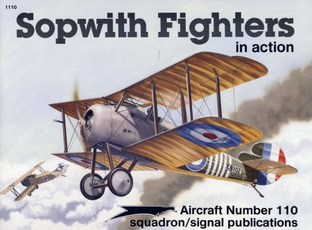 sq1110 Sopwith Fighters in action