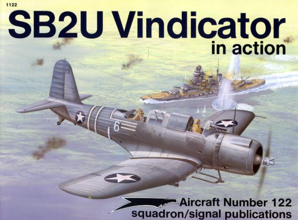 sq1122 SB2U Vindicator in action