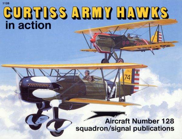 sq1128 Curtiss Army Hawks in action